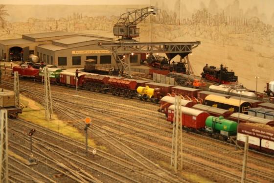 Bahnwerk Spur 1