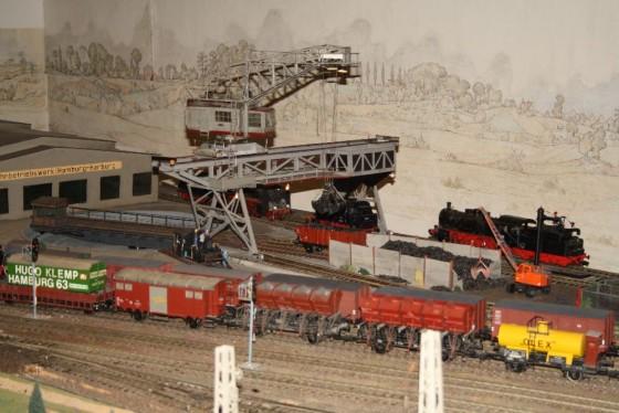 Bahnwerk Spur 1 Harburg