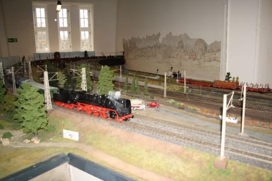 Dampflok BR03 Spur 1