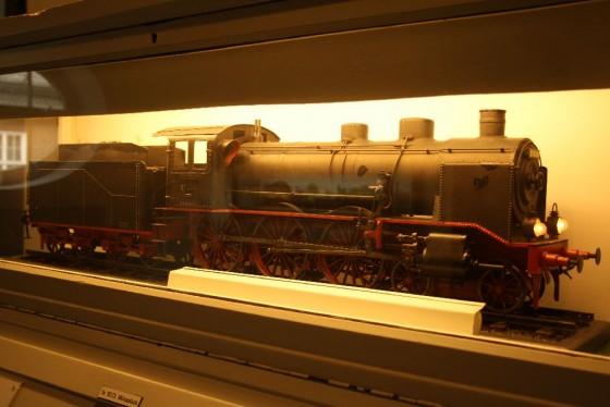 Dampflok BR 17 Spur 1 Hamburg