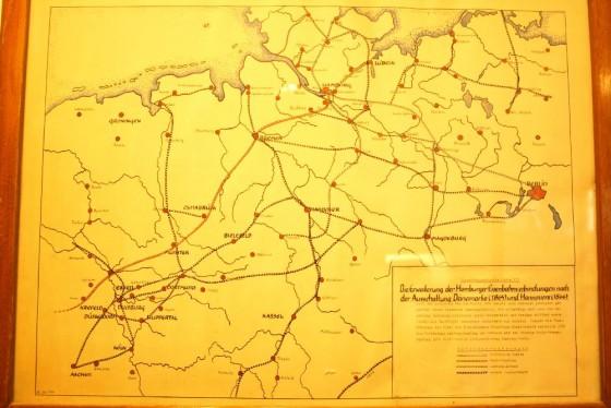 Hamburger Eisenbahnverbindungen