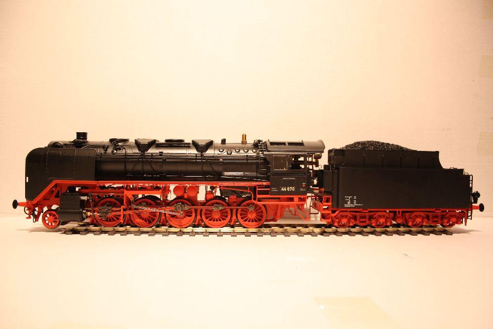 Märklin 55004 BR 44 Echtdampf Live Steam