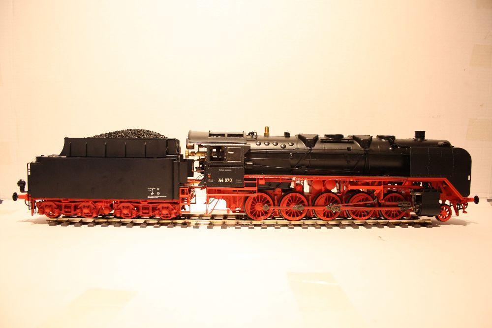 Märklin 55004 BR 44 Spur 1 Echtdampf Live Steam