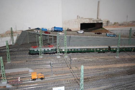 Regionalzug Spur 1