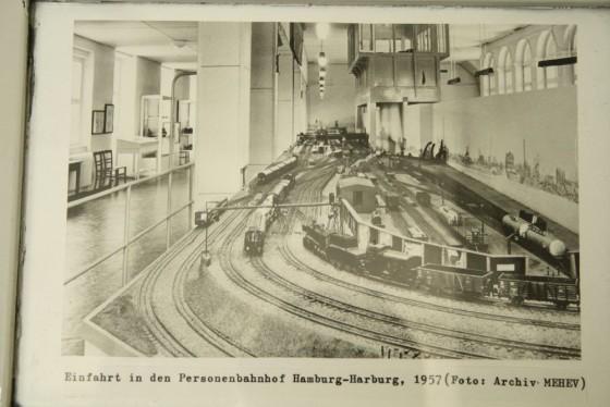 Spur 1 Anlage Hamburg von 1957
