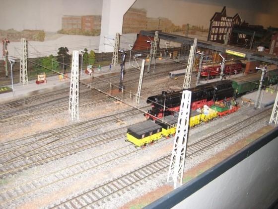 Spur 1 Anlage Hamburg