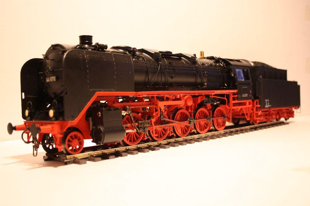 Märklin BR 44 Live Steam Spur 1