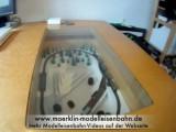 Märklin Miniclub Spur Z im Schreibtisch (+Video)