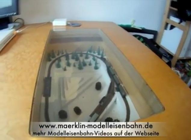 Märklin Spur Z Miniclub Schreibtischschublade