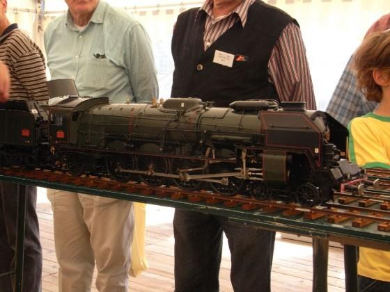 Aster Live Steam Lokomotive
