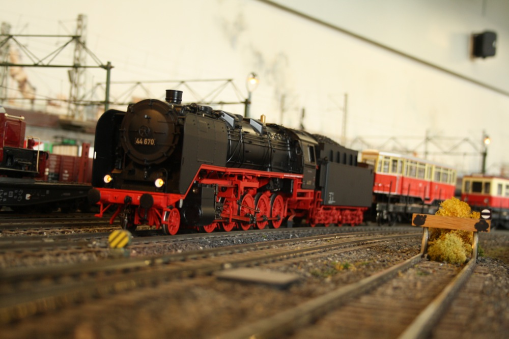 Modellbahn Dampflokomotiven