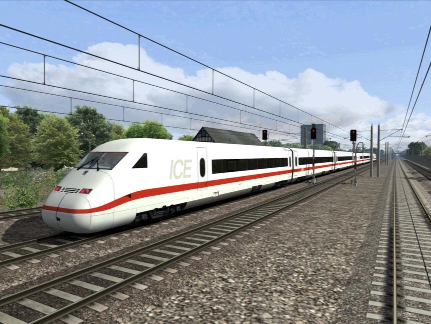 Kostenlos Zug Simulator