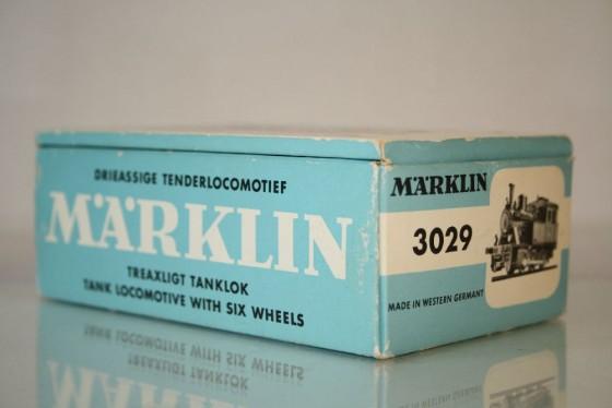 Märklin 3029 Originalverpackung
