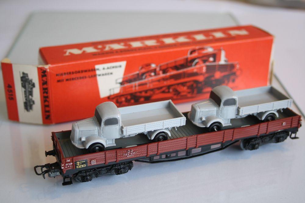 Märklin 4515 LKW Originalverpackung