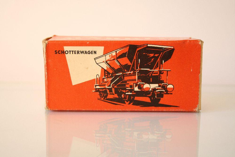 Märklin 4610 Originalverpackung Schotterwagen Talbotwagen