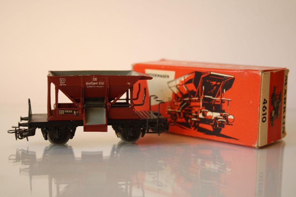 Märklin 4610 OVP Schotterwagen