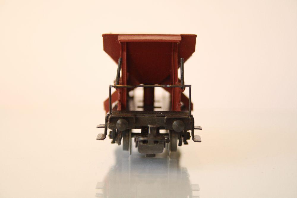 Märklin 4610 Schotterwagen Talbotwagen Seite