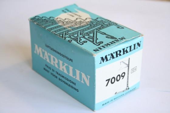 Märklin 7009  Originalverpackung