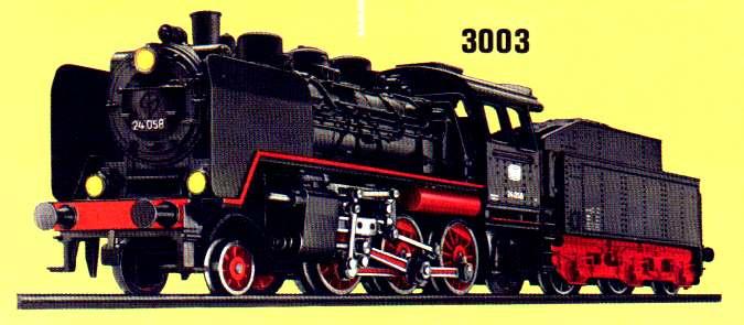 Märklin 3003 Katalog-Zeichnung