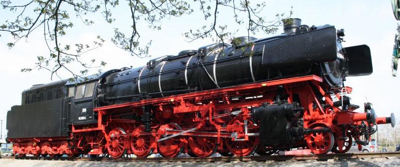 Dampflok BR 043 903-4
