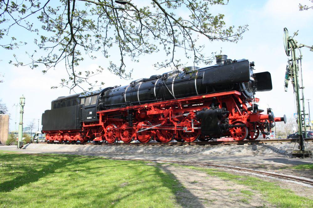 Dampflok BR 043 903-4 Emden