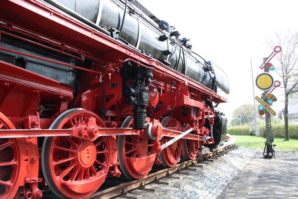 Dampflok BR 043 903-4 Kuppelräder