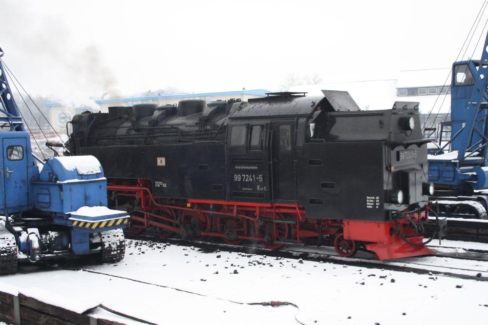 Harzer Schmalspurbahn Brocken BR 99