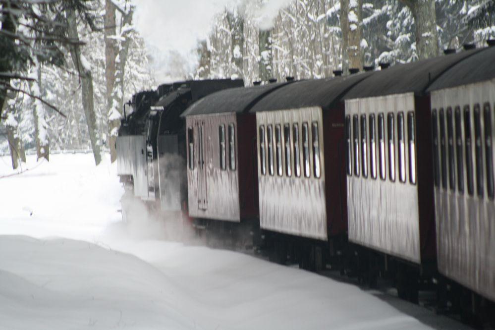 Harzer Schmalspurbahn Brocken 05