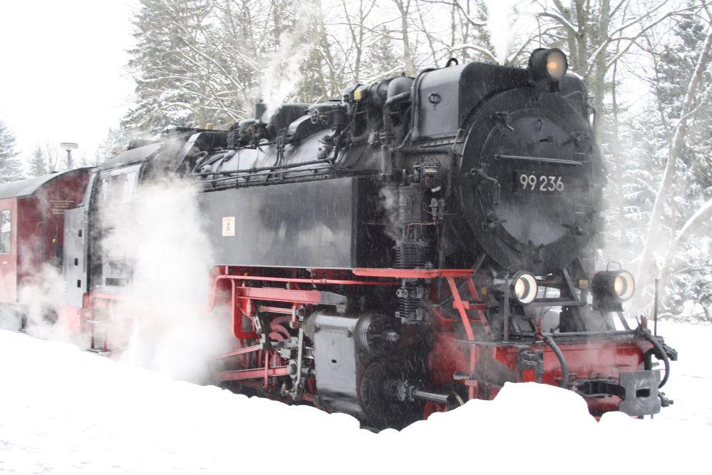 Harzer Schmalspurbahn Brocken 28