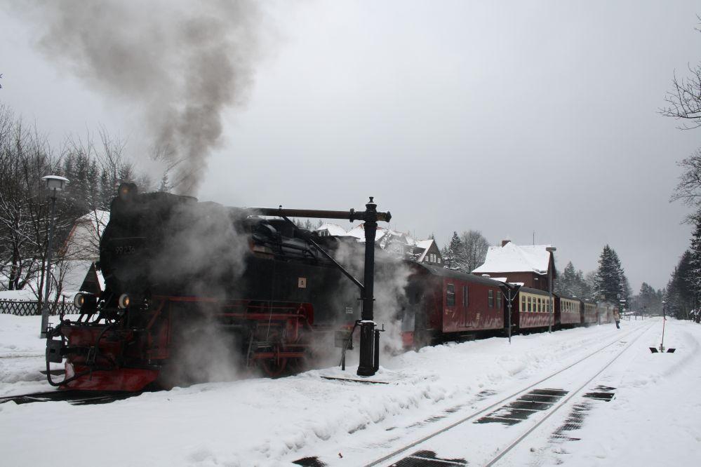 Harzer Schmalspurbahn Brocken 29