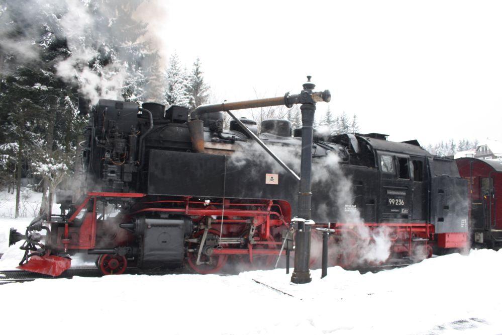 Harzer Schmalspurbahn Brocken 30