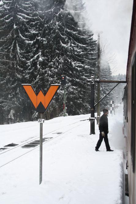 Harzer Schmalspurbahn Brocken 32