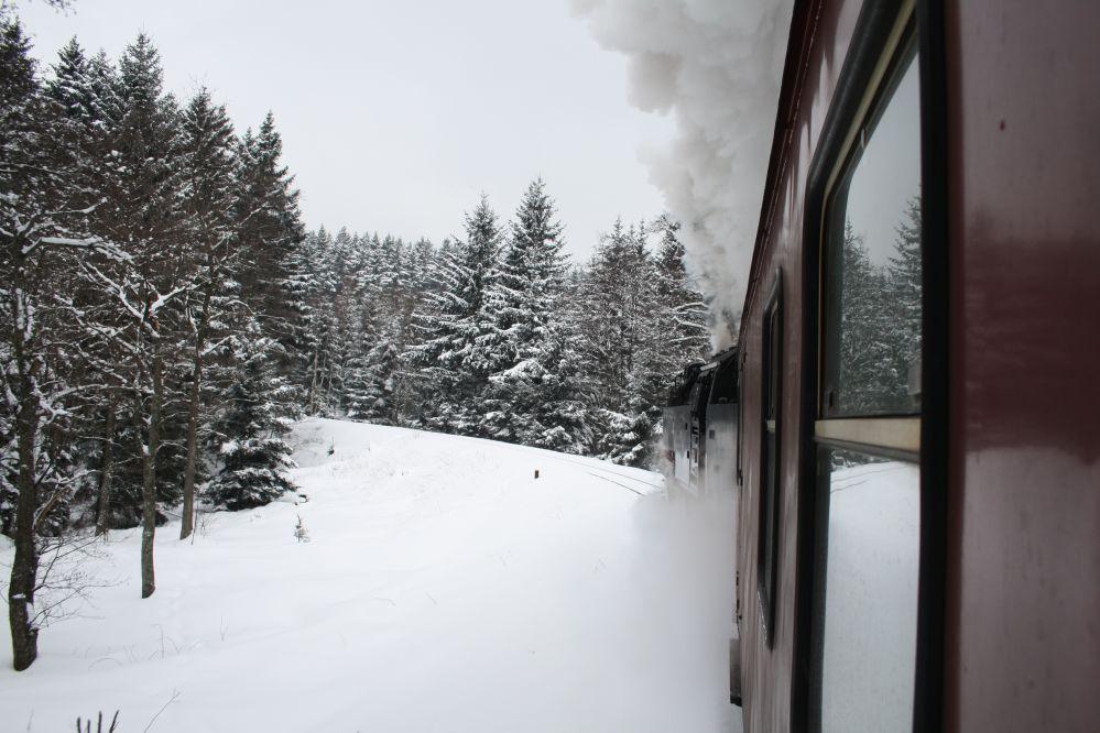 Harzer Schmalspurbahn Brocken 33