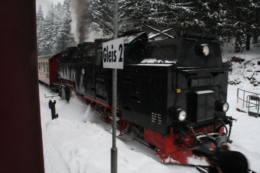 Harzer Schmalspurbahn Brocken 36