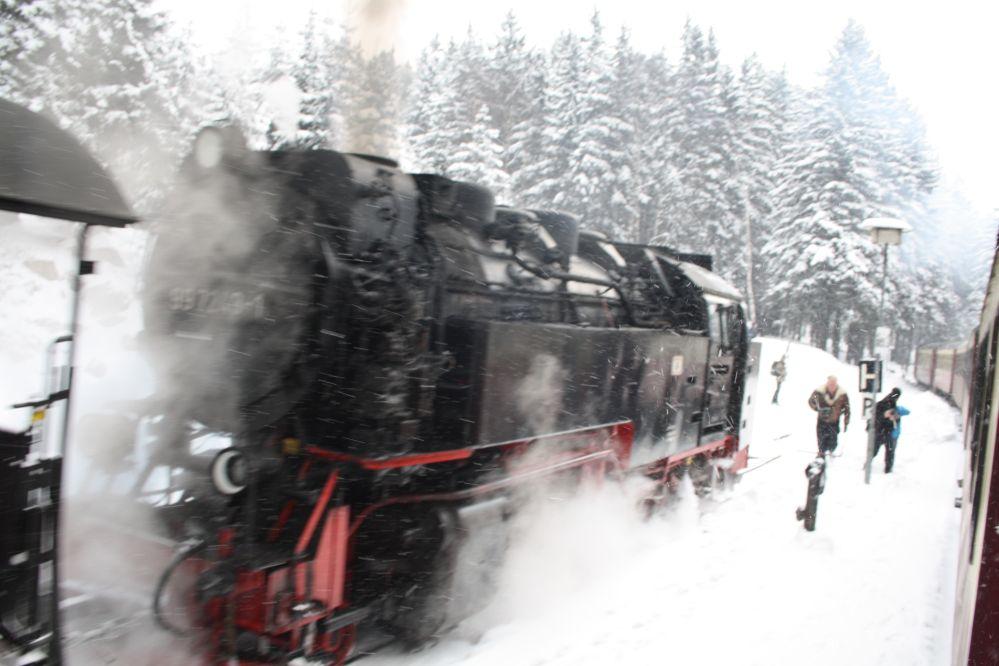 Harzer Schmalspurbahn Brocken 37