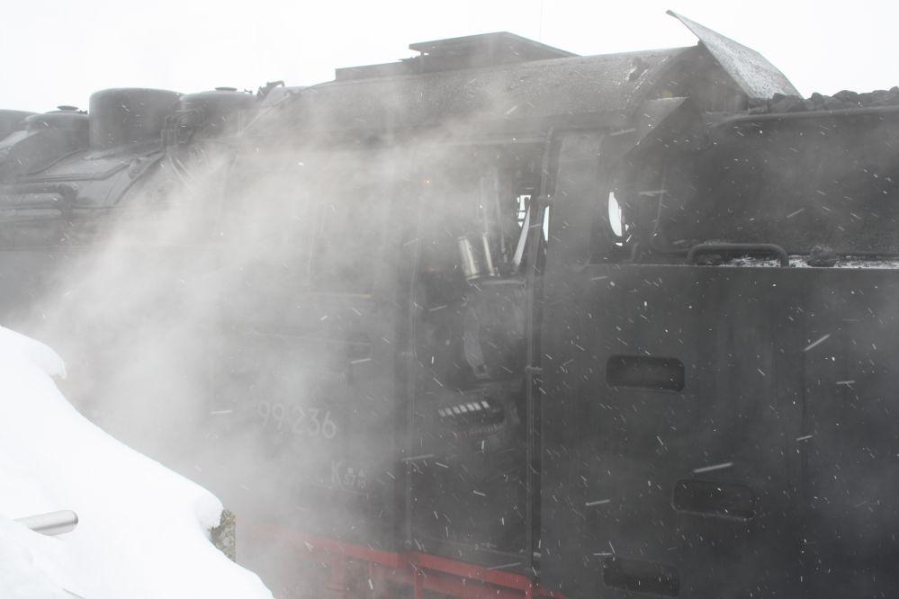 Harzer Schmalspurbahn Brocken 39