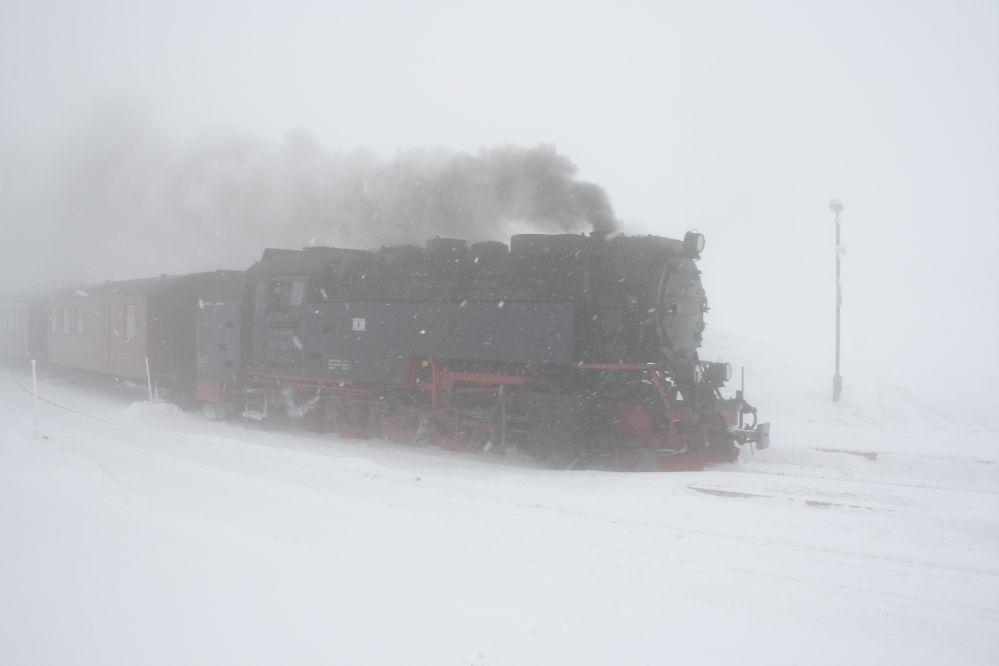Harzer Schmalspurbahn Brocken 48