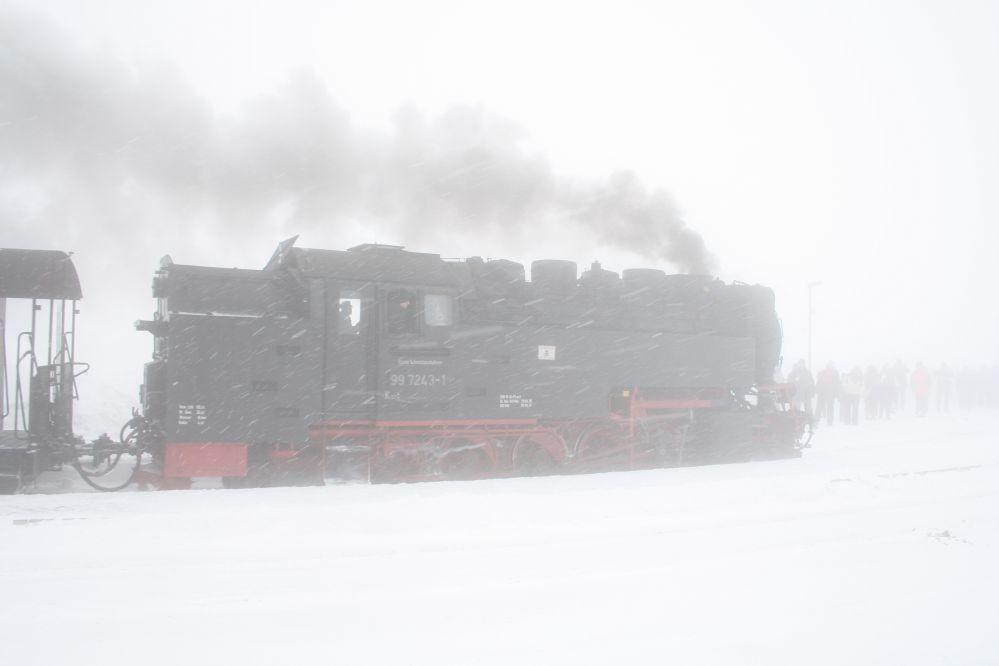 Harzer Schmalspurbahn Brocken 49