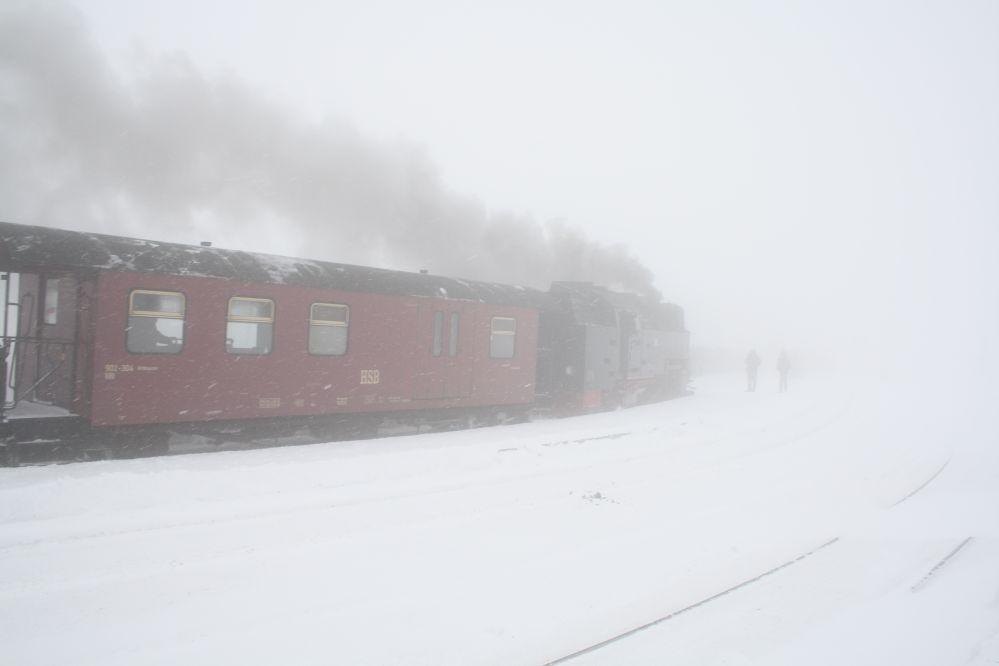 Harzer Schmalspurbahn Brocken 50