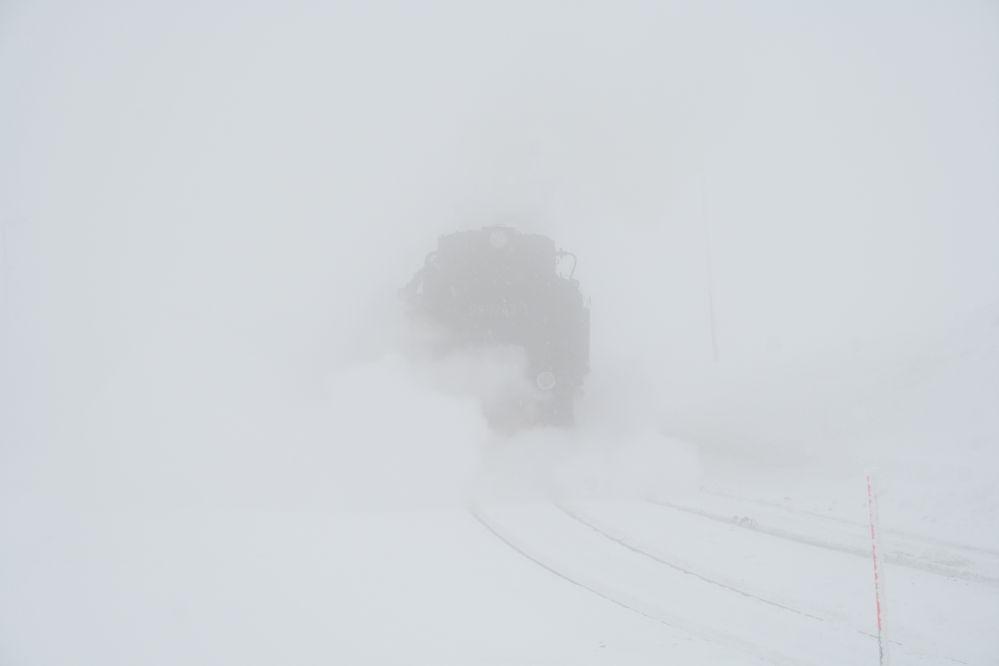 Harzer Schmalspurbahn Brocken 52