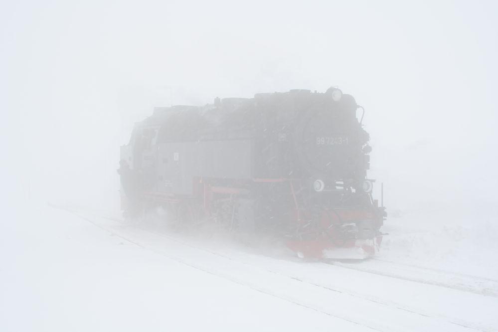 Harzer Schmalspurbahn Brocken 55