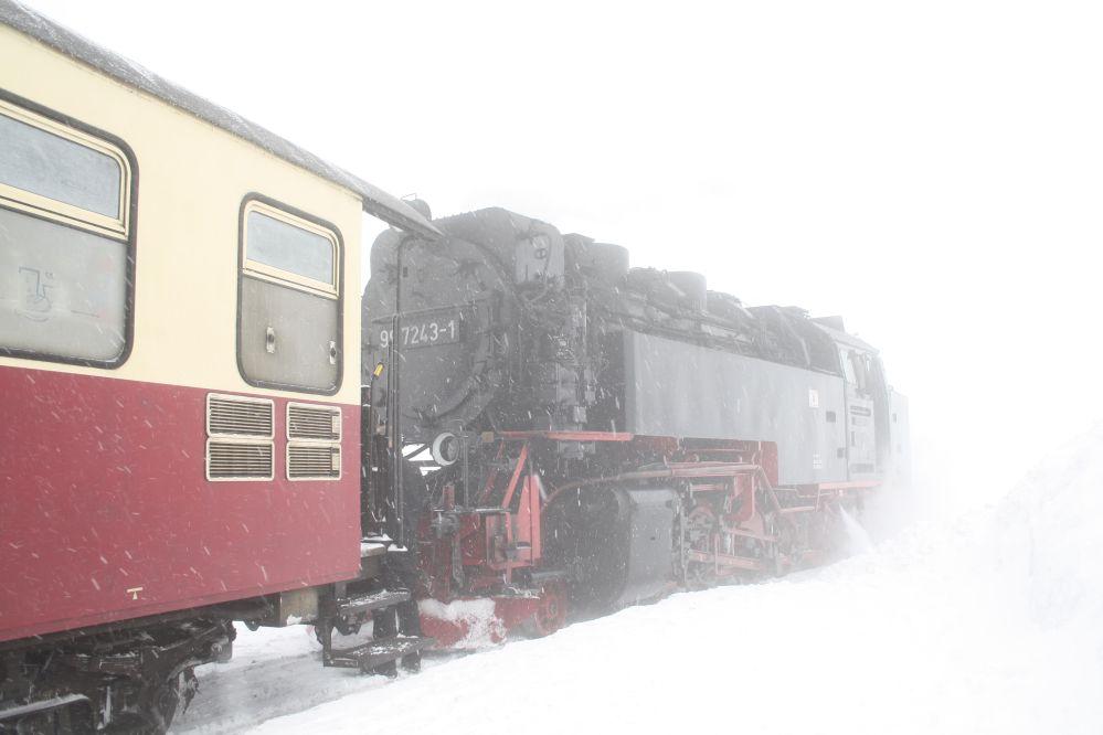 Harzer Schmalspurbahn Brocken 56