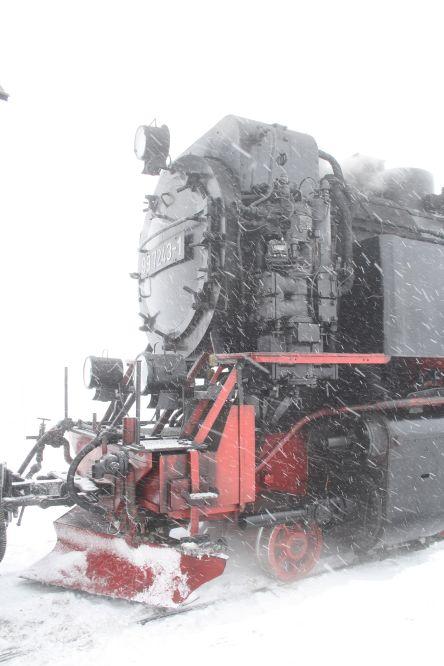 Harzer Schmalspurbahn Brocken 59