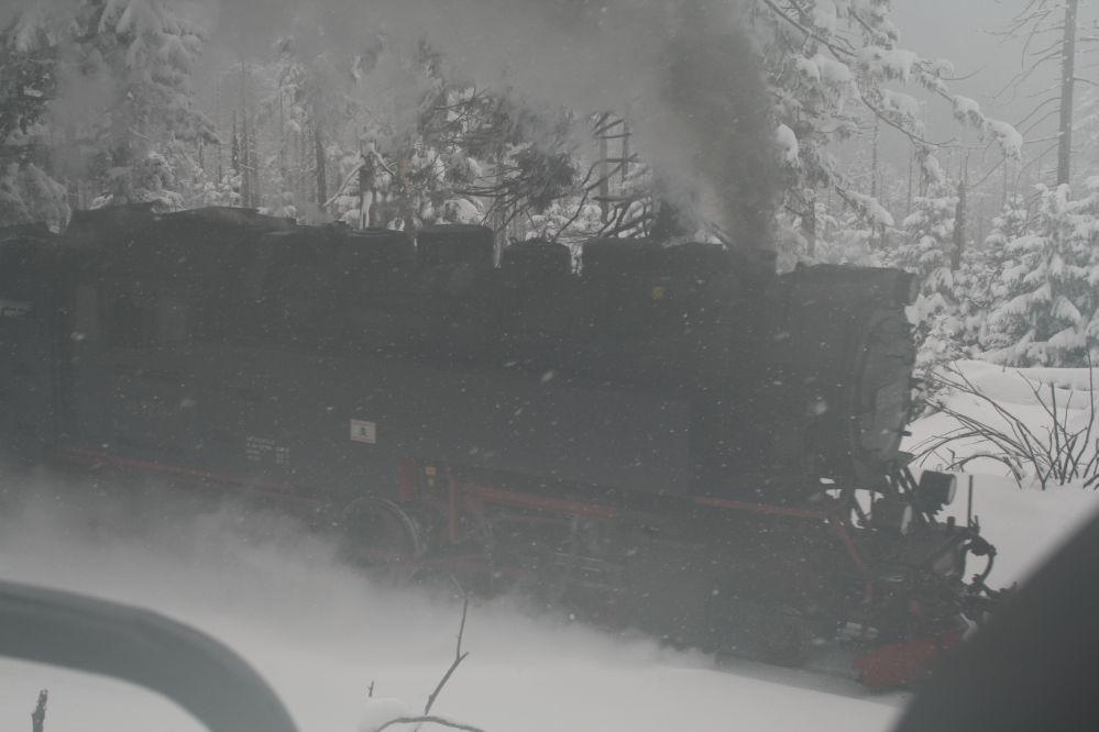 Harzer Schmalspurbahn Brocken 60