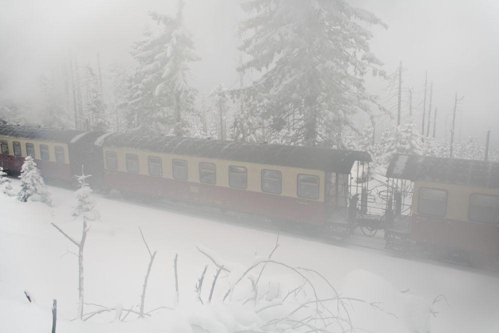 Harzer Schmalspurbahn Brocken 61