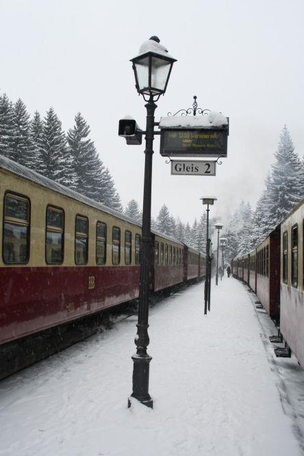 Harzer Schmalspurbahn Brocken 63