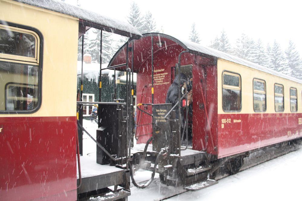 Harzer Schmalspurbahn Brocken 64