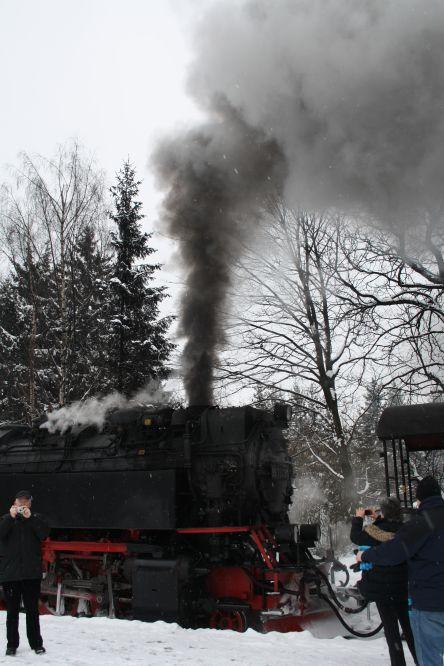 Harzer Schmalspurbahn Brocken 66