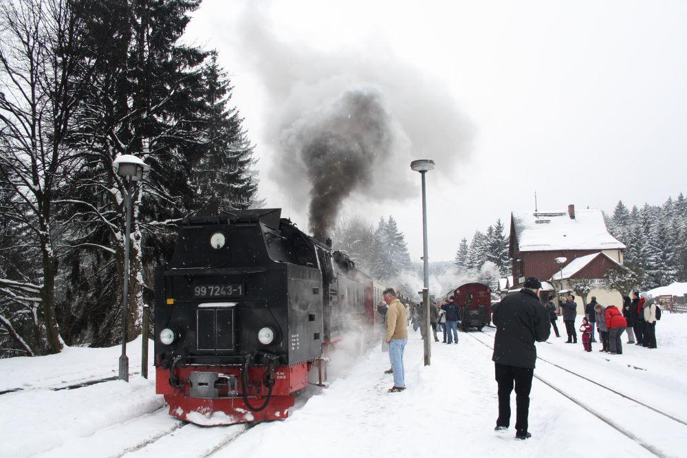 Harzer Schmalspurbahn Brocken 67