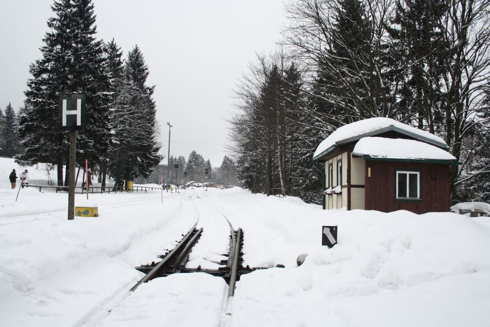 Harzer Schmalspurbahn Brocken 68